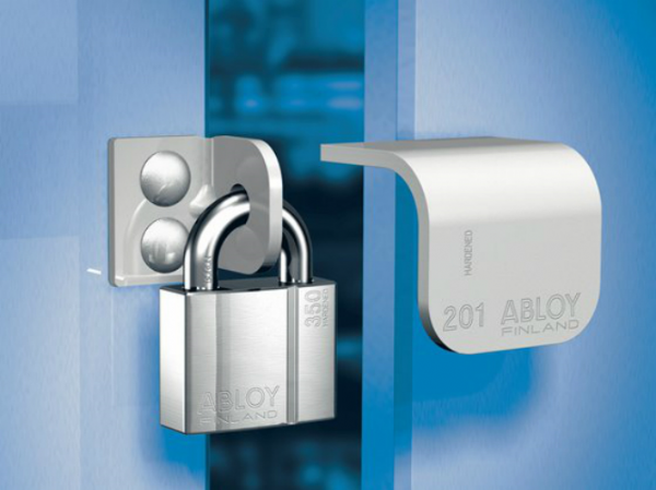 Abloy PL201 / PL203 Padlock Locking Plates only £39.90 - In Stock